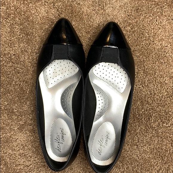 463bfcc5457 dexflex comfort Shoes - Black flats
